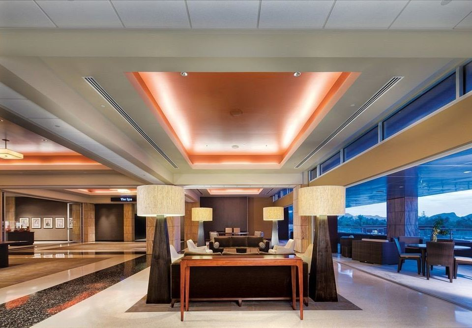 Lobby recreation room living room convention center yacht