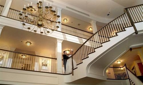 property Lobby daylighting lighting mansion stairs steel stainless cooking