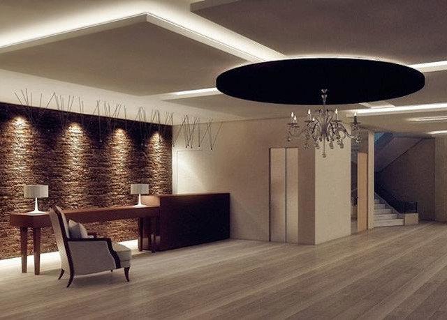 property Lobby hardwood living room flooring lighting daylighting wood flooring