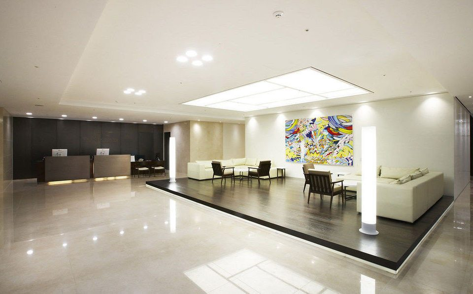 property Lobby living room home lighting daylighting flooring