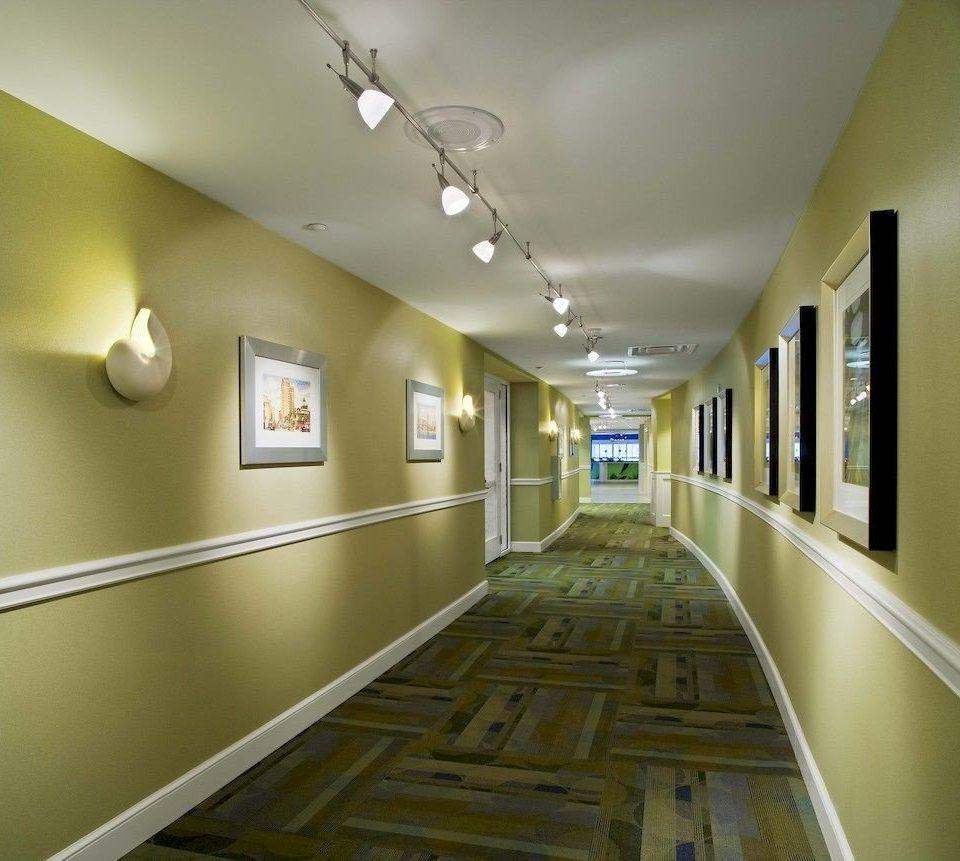hall daylighting lighting Lobby