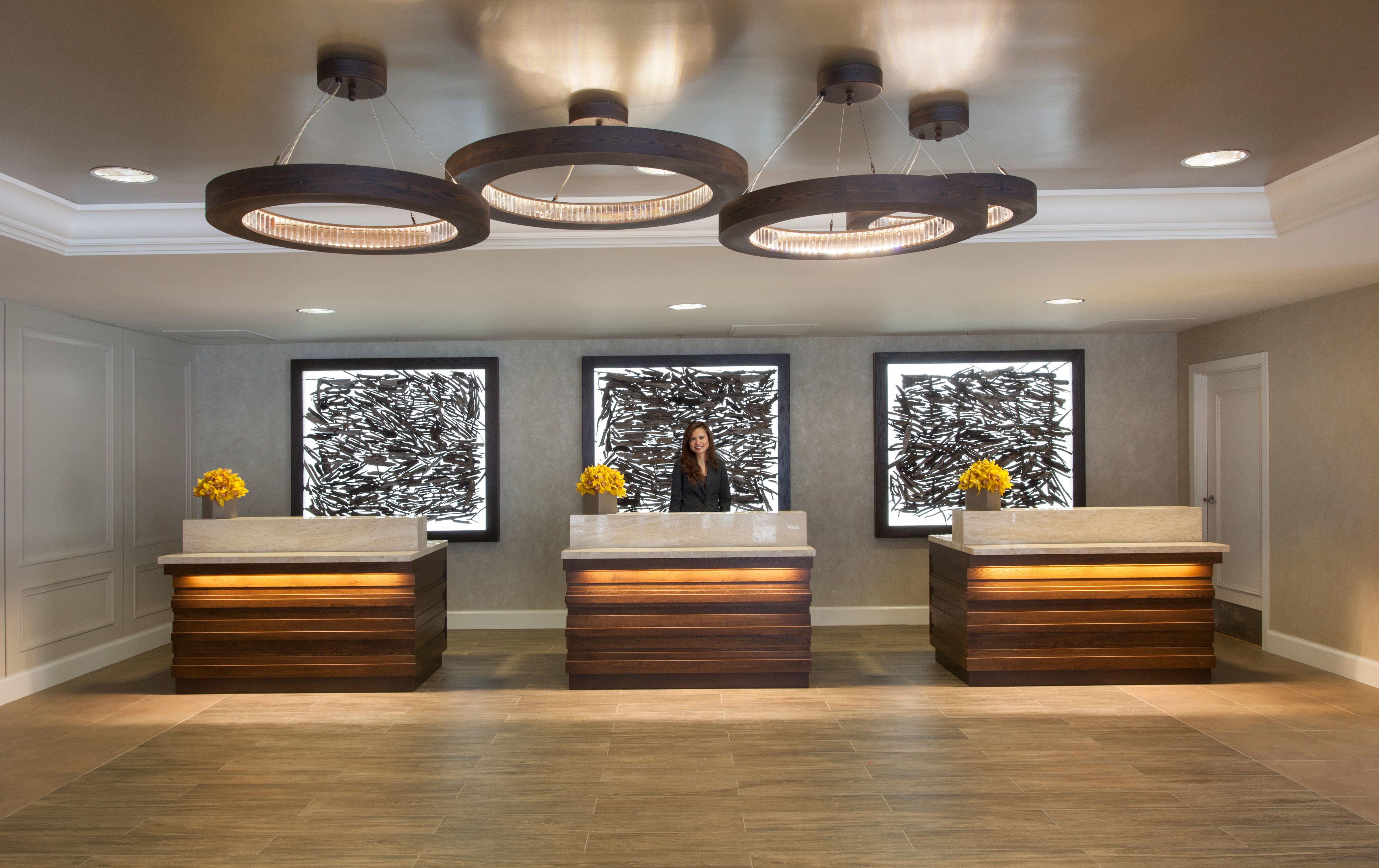 Lobby property living room hardwood home lighting flooring wood flooring hall mansion