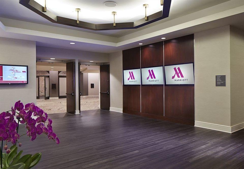 Lobby flooring receptionist hall
