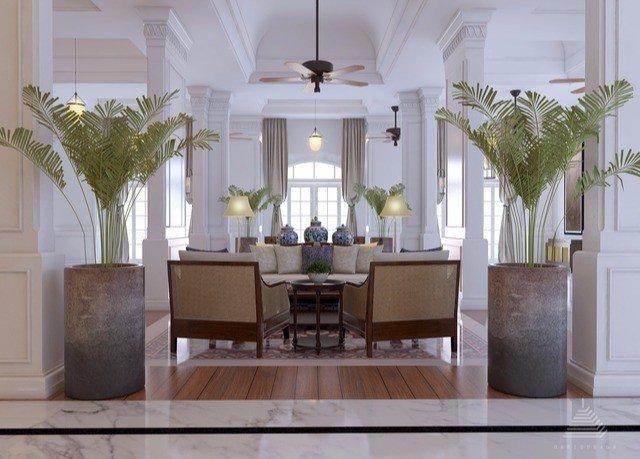 plant property living room home hardwood Lobby flooring