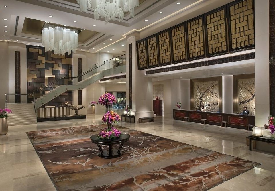 Lobby property living room mansion home flooring stone