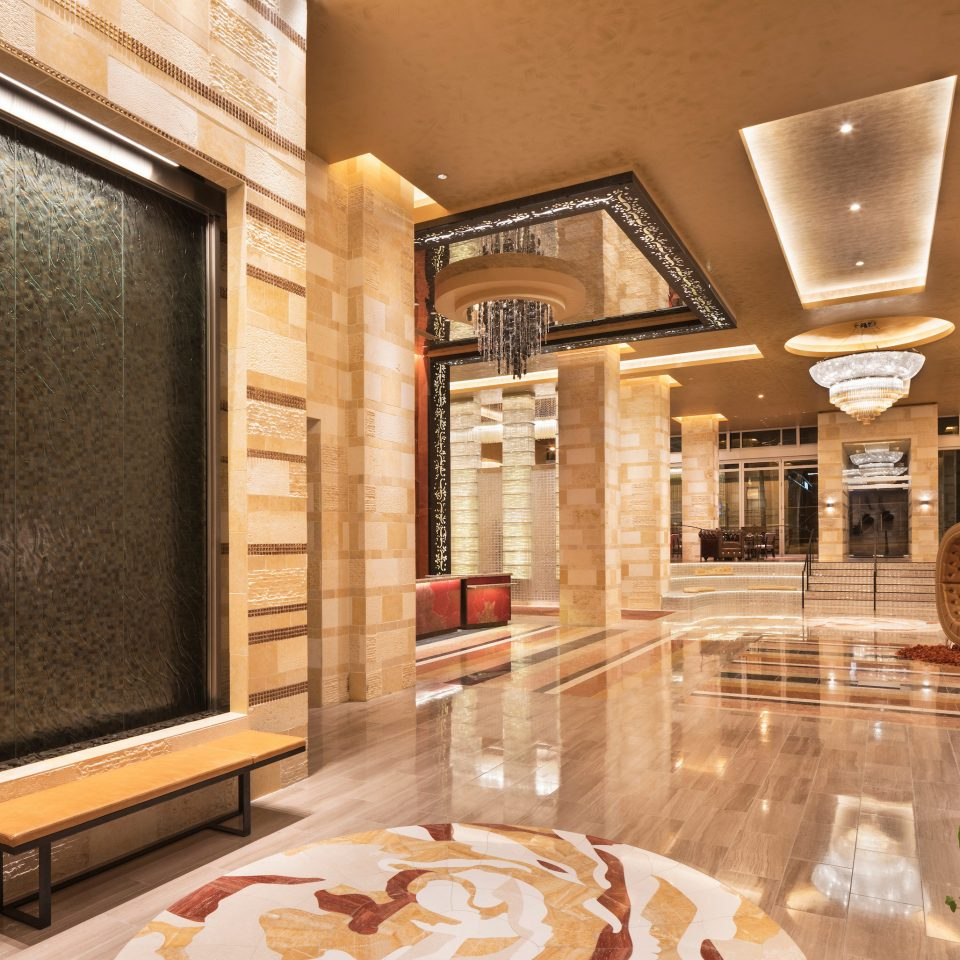 Lobby living room flooring interior designer stone
