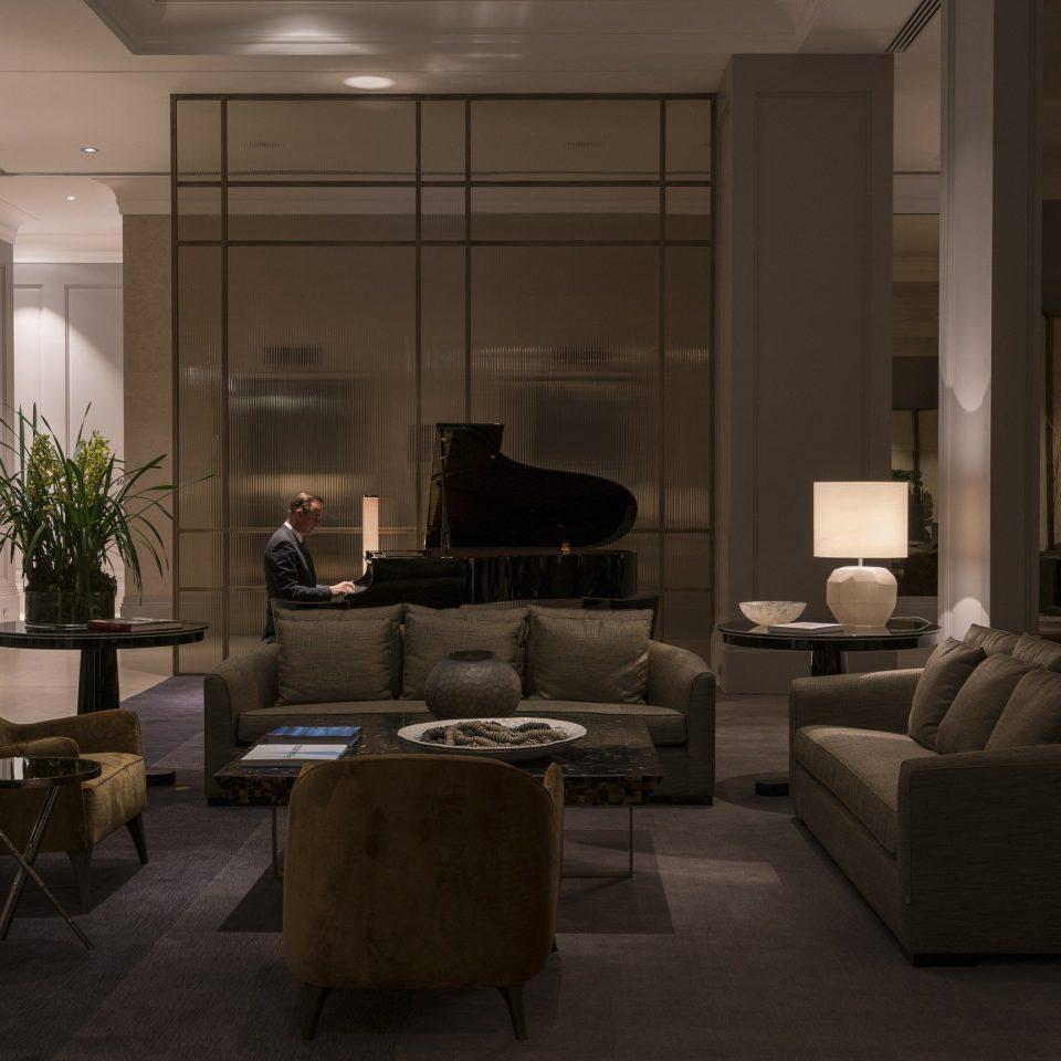 living room Lobby interior designer flooring