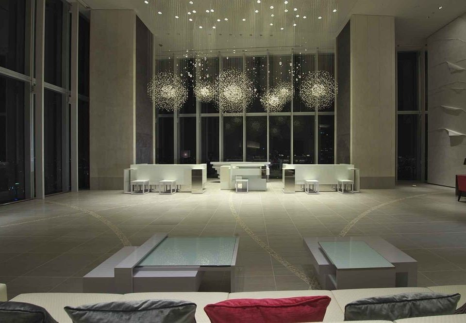 Lobby living room lighting flooring