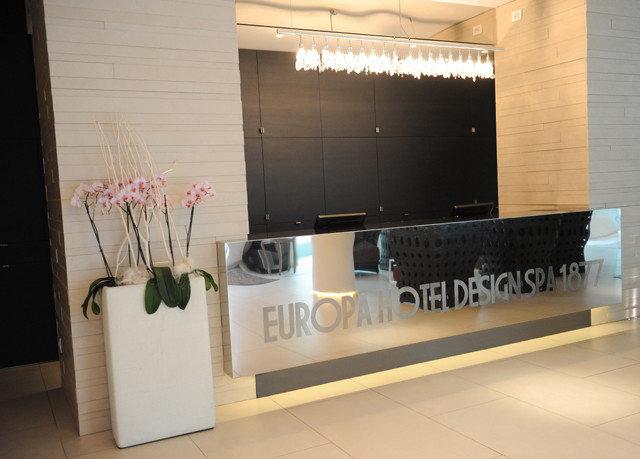 property Lobby living room receptionist modern art flooring