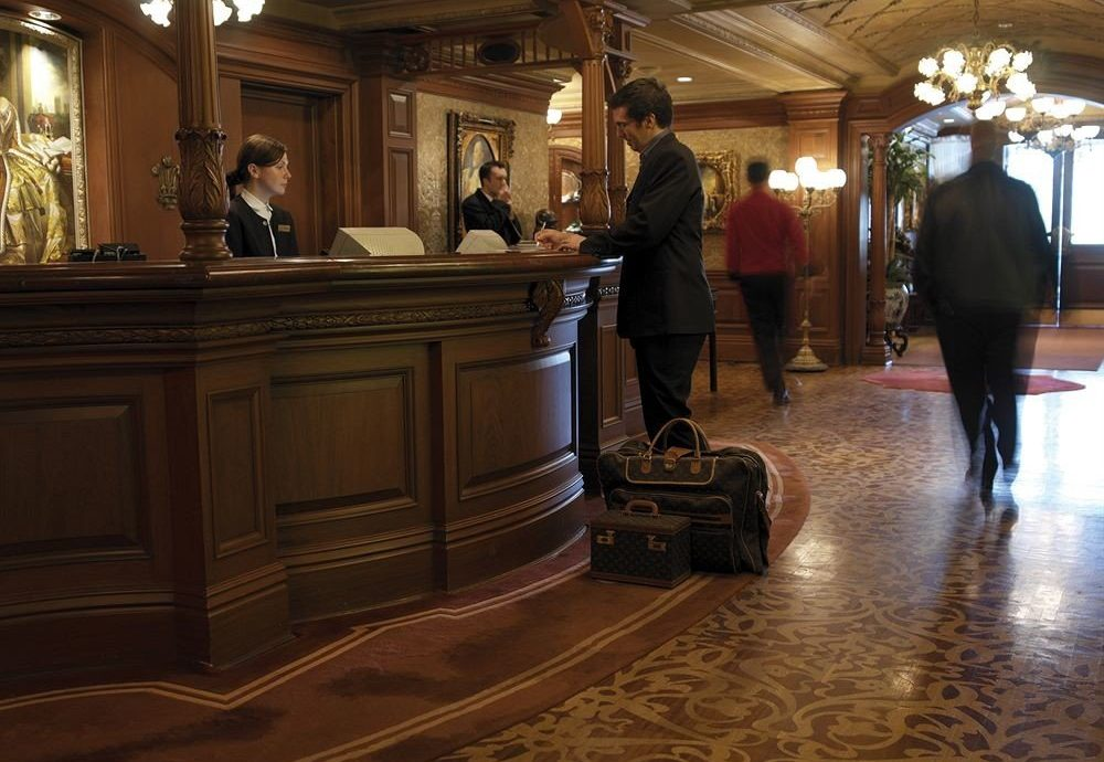 Lobby flooring tourist attraction