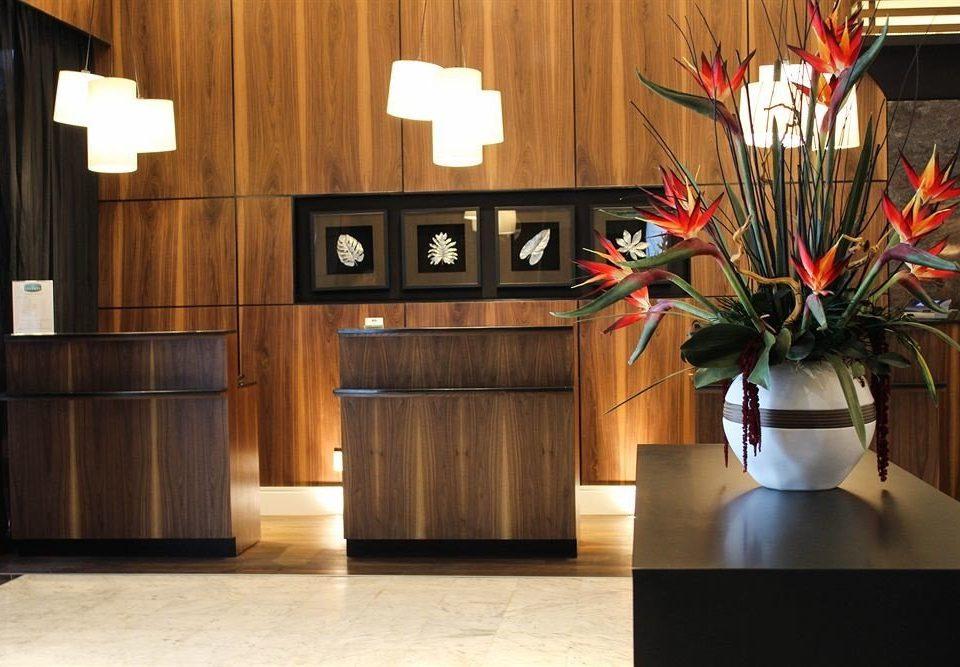 Lobby floristry home lighting