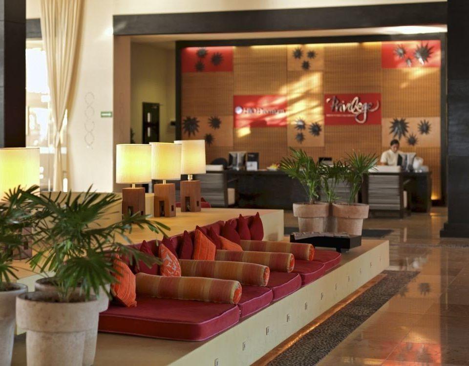 Lobby floristry living room restaurant plant