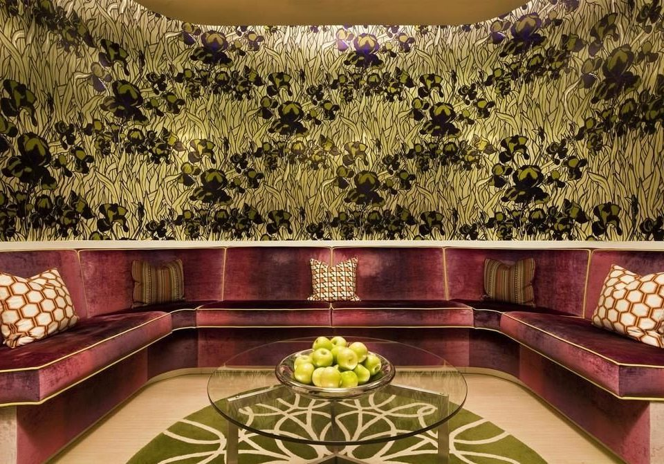 flower Lobby mansion wallpaper