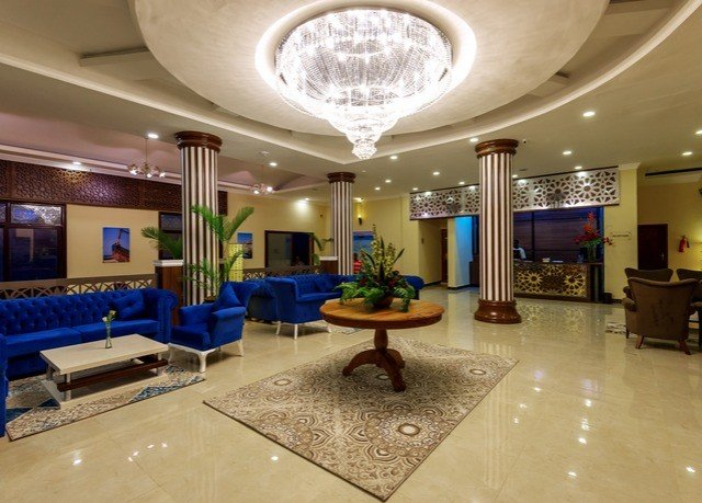 Lobby property recreation room lighting living room function hall mansion