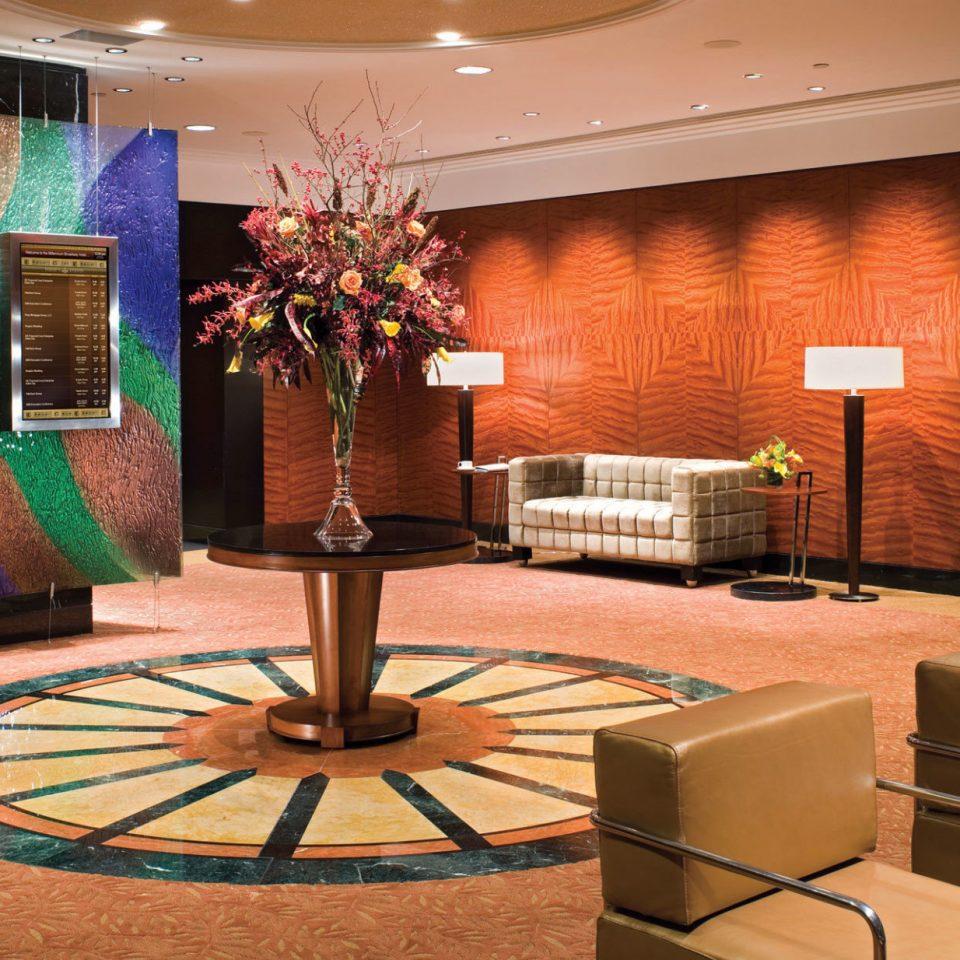 Lobby living room function hall