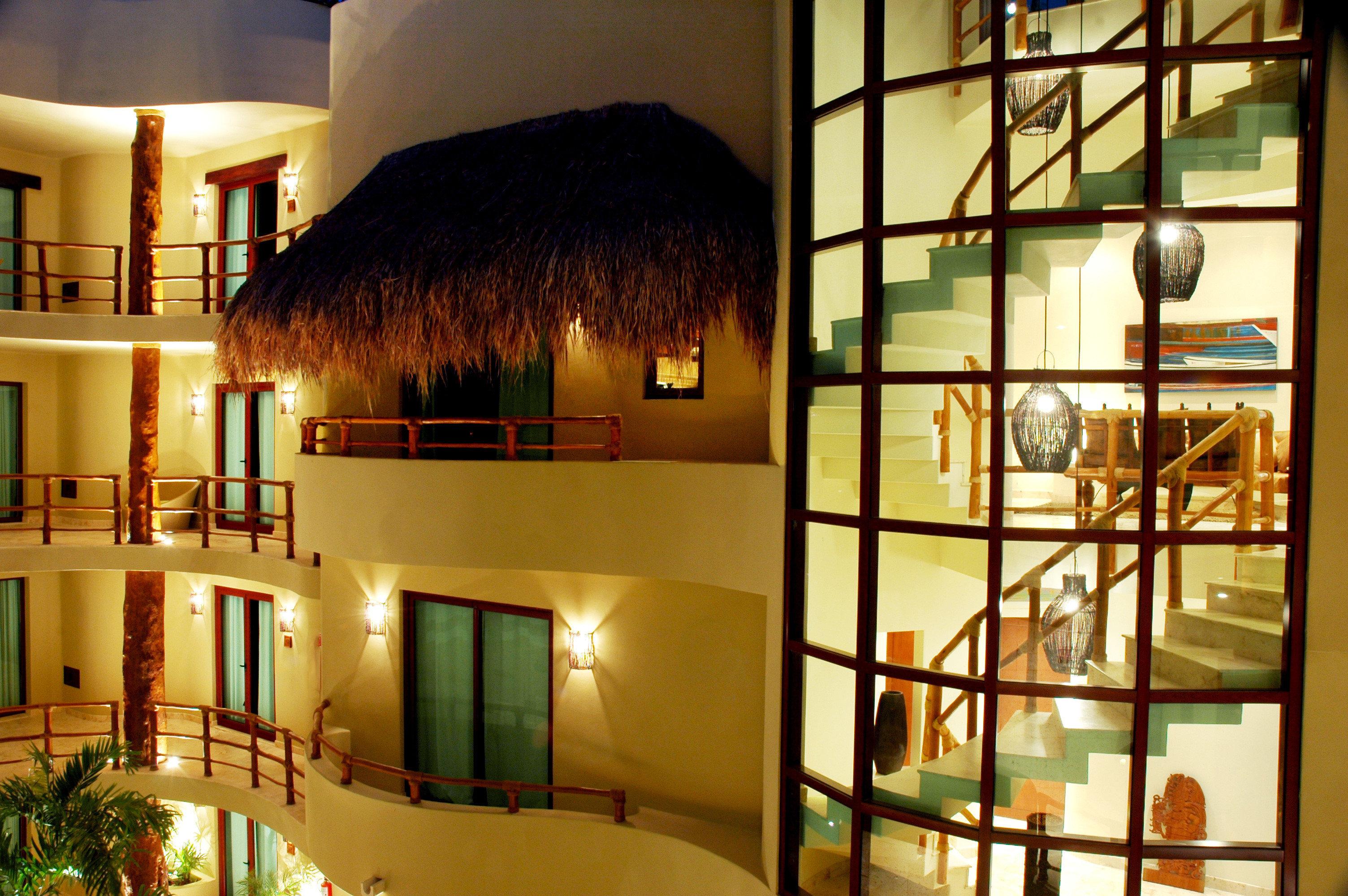 home lighting glass restaurant Lobby