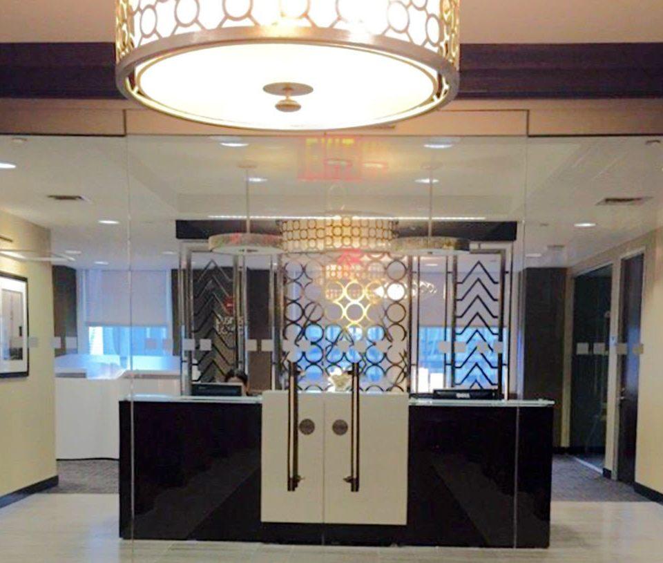 property Lobby glass