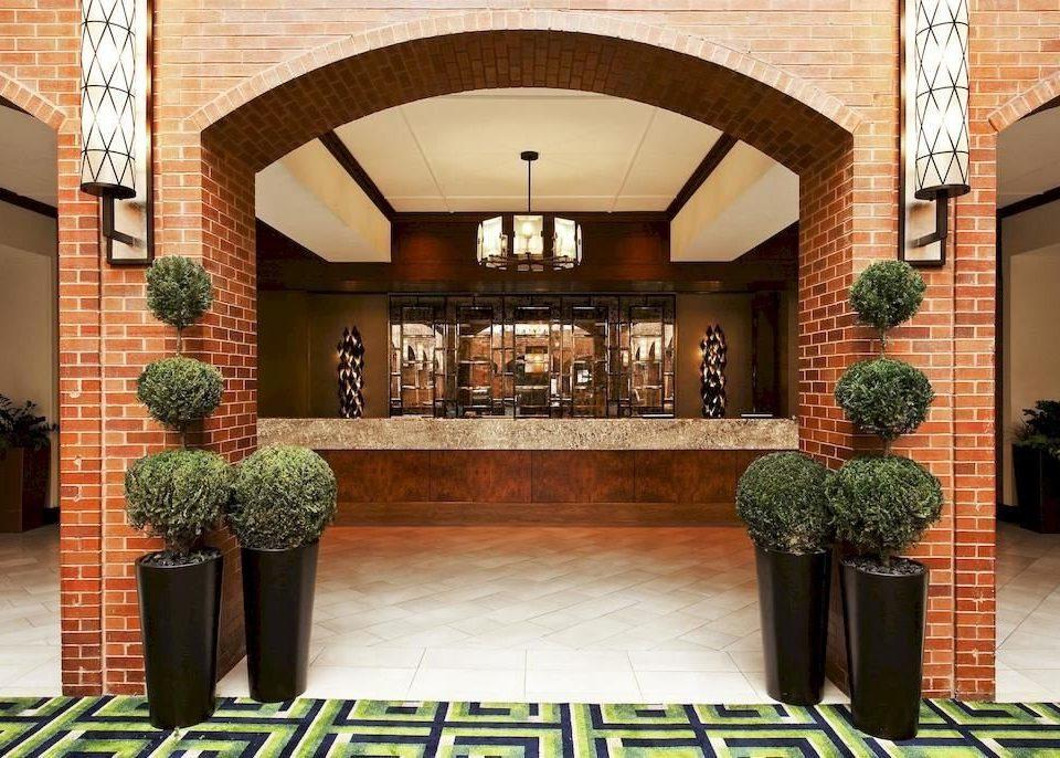 Lobby property home mansion hacienda stone