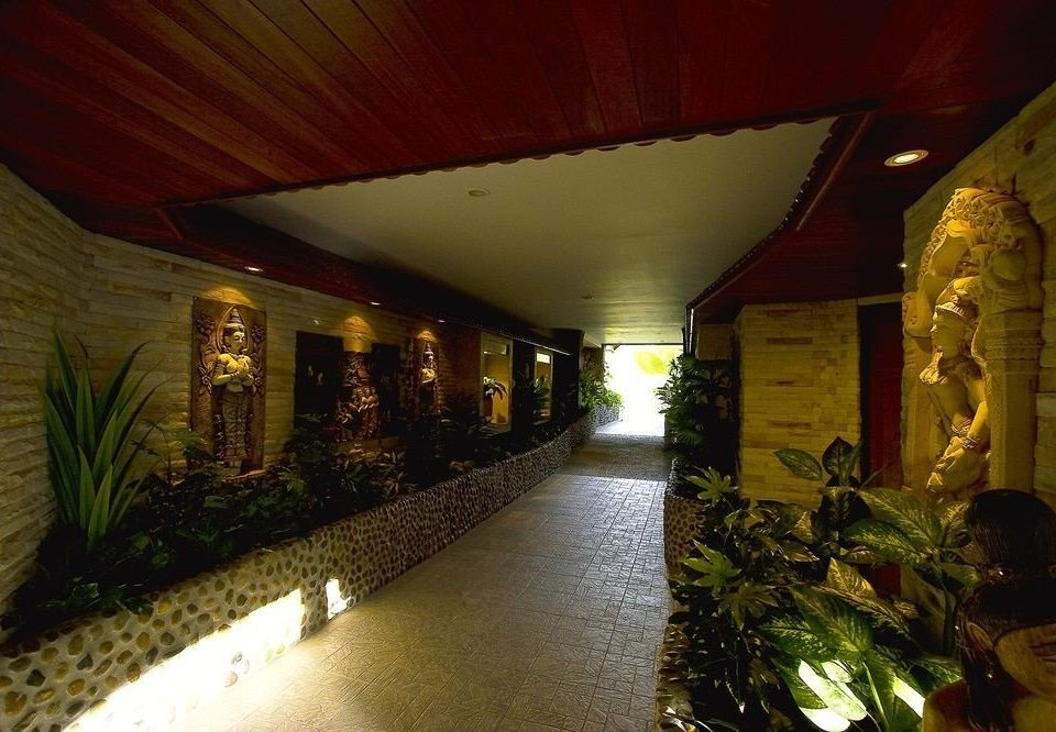 house night lighting restaurant hacienda Lobby