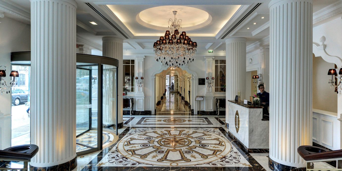 property Lobby mansion home living room lighting hall palace