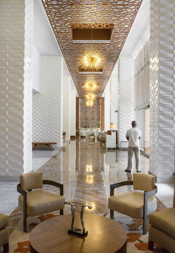 Lobby living room lighting home restaurant hall