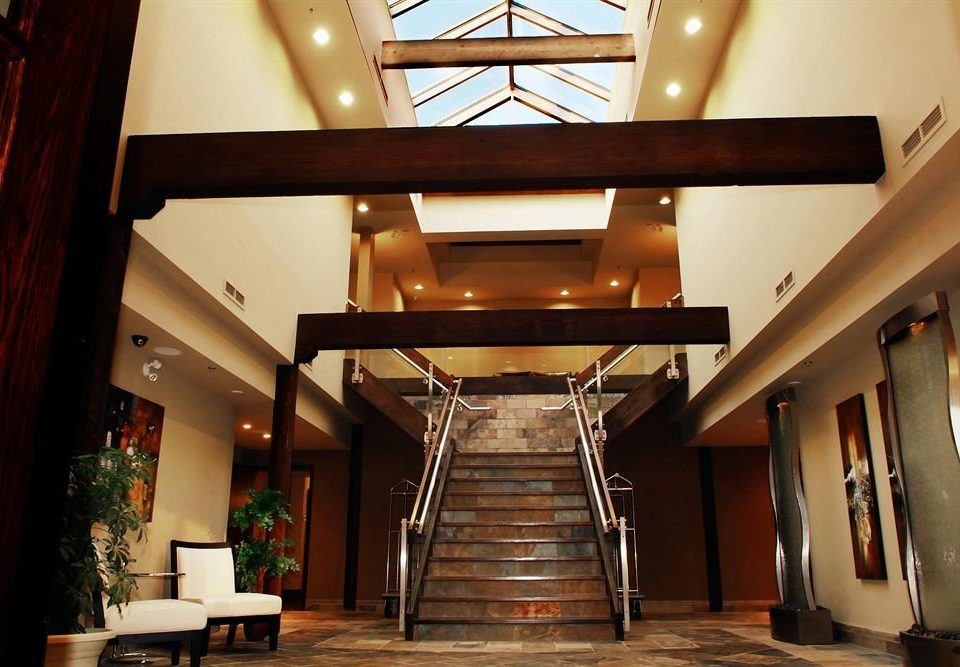 property Lobby home living room hall loft mansion