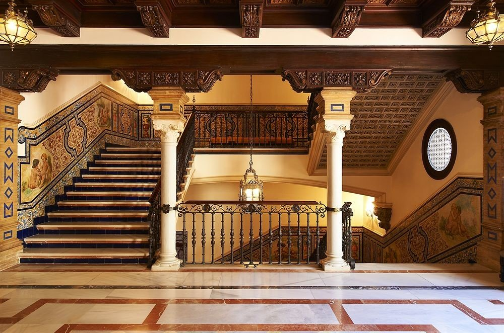 Lobby mansion home palace hall
