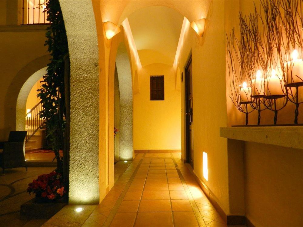 Lobby light lighting hall