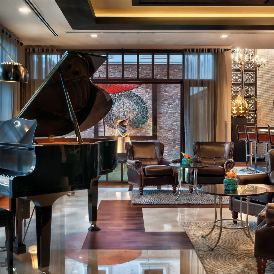 property living room Lobby home piano leather