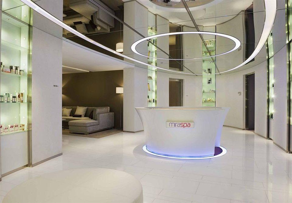 Lobby lighting home