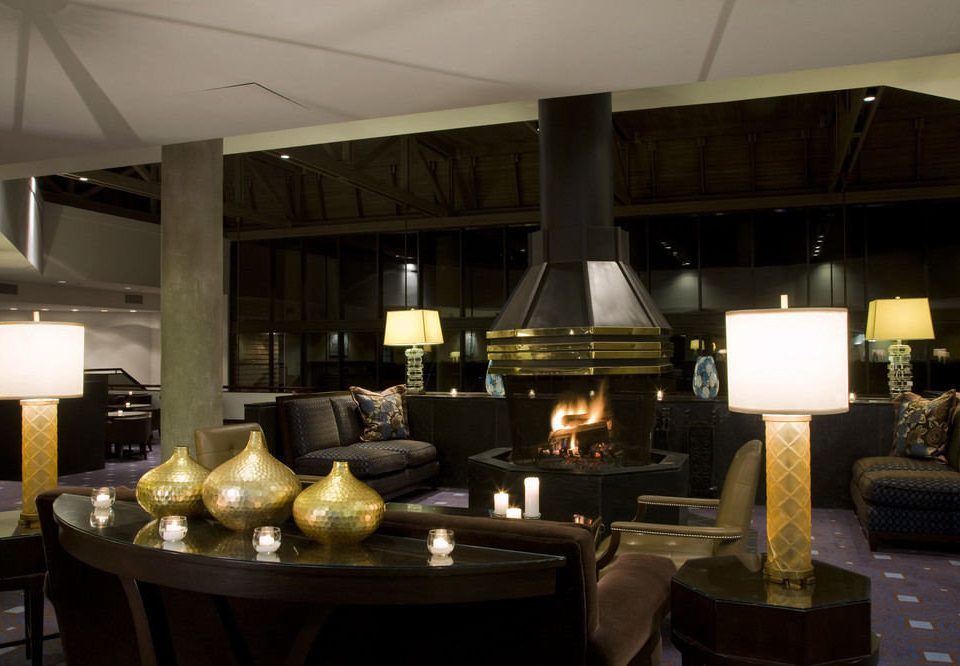 Lobby living room lighting restaurant home yacht