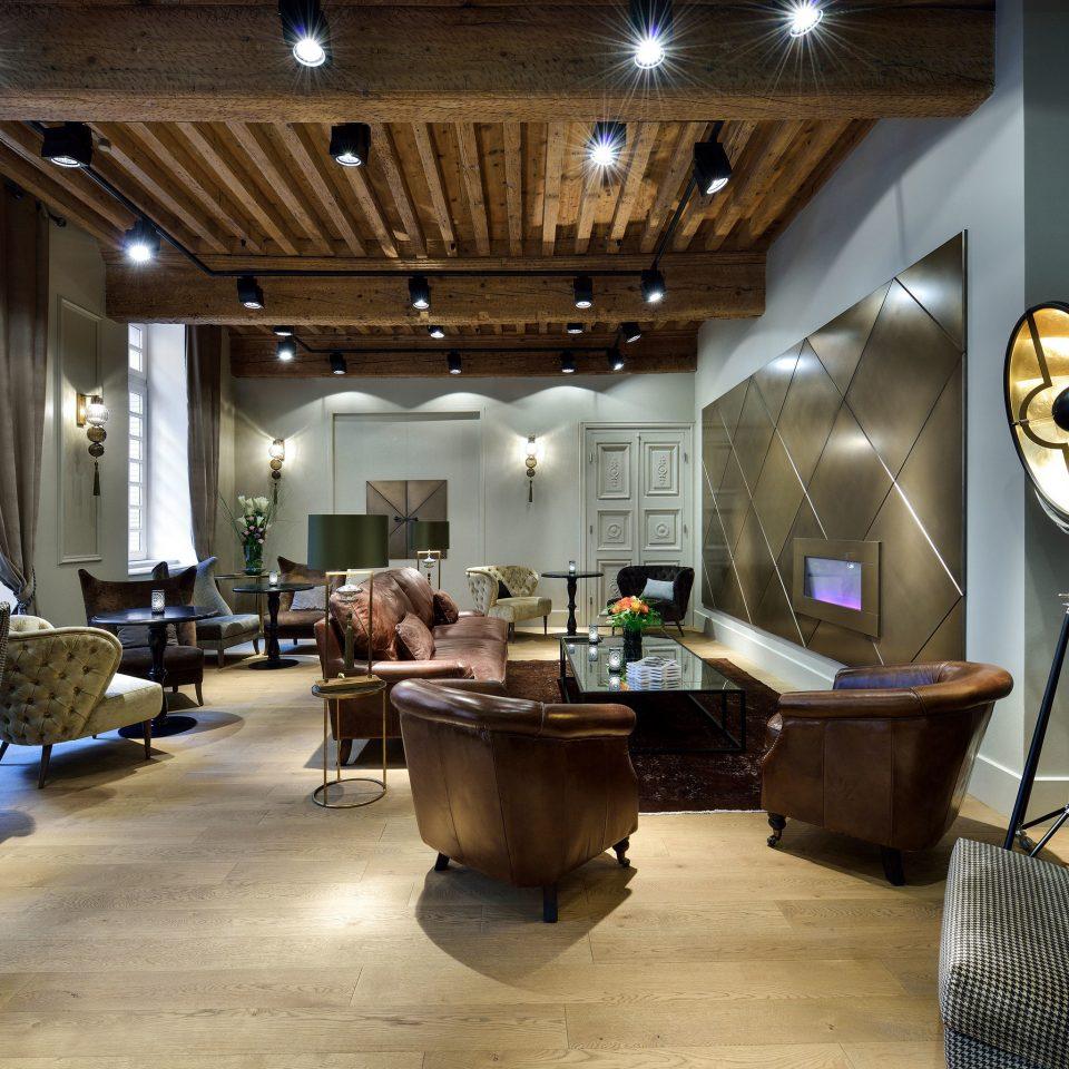 Lobby home lighting living room