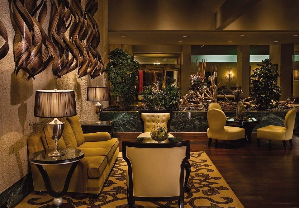 Lobby living room restaurant home lighting