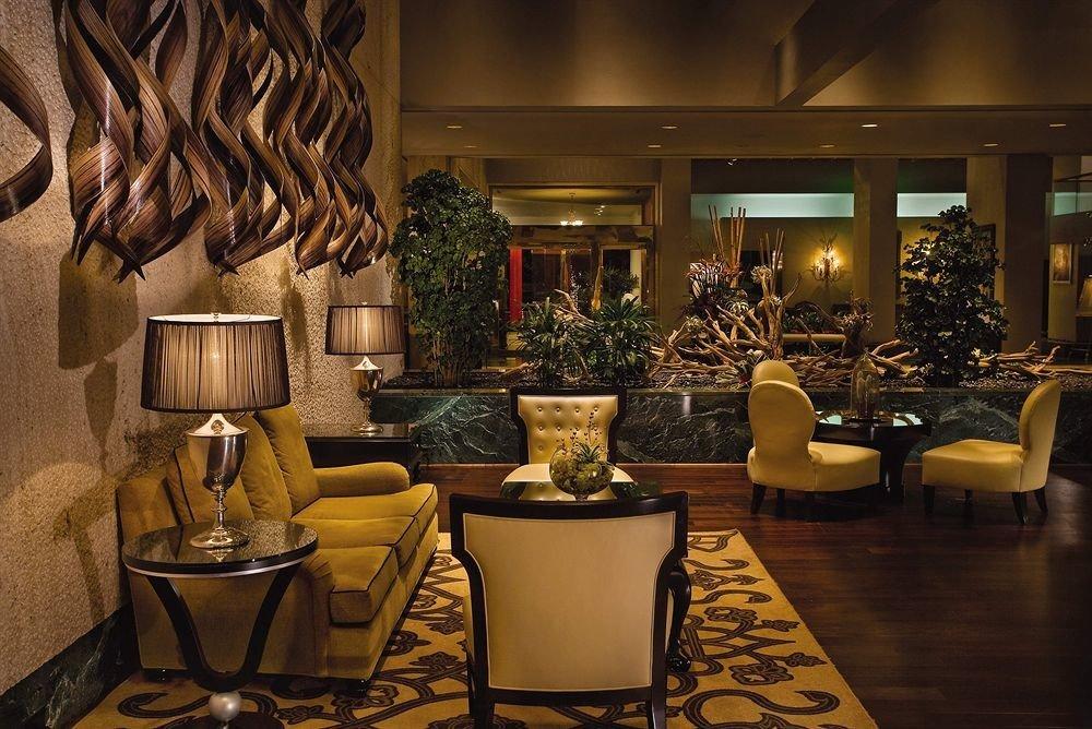 Lobby living room restaurant home lighting