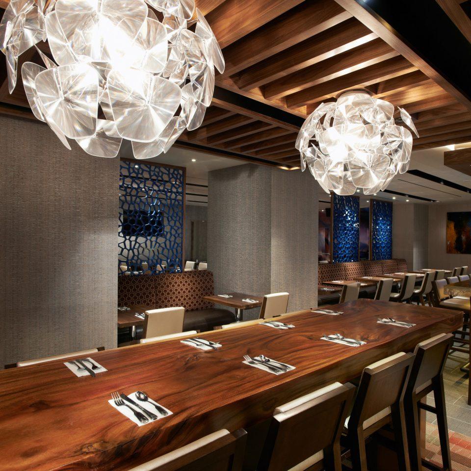 restaurant lighting home recreation room Lobby