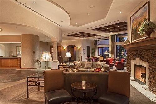 property Lobby living room home mansion recreation room