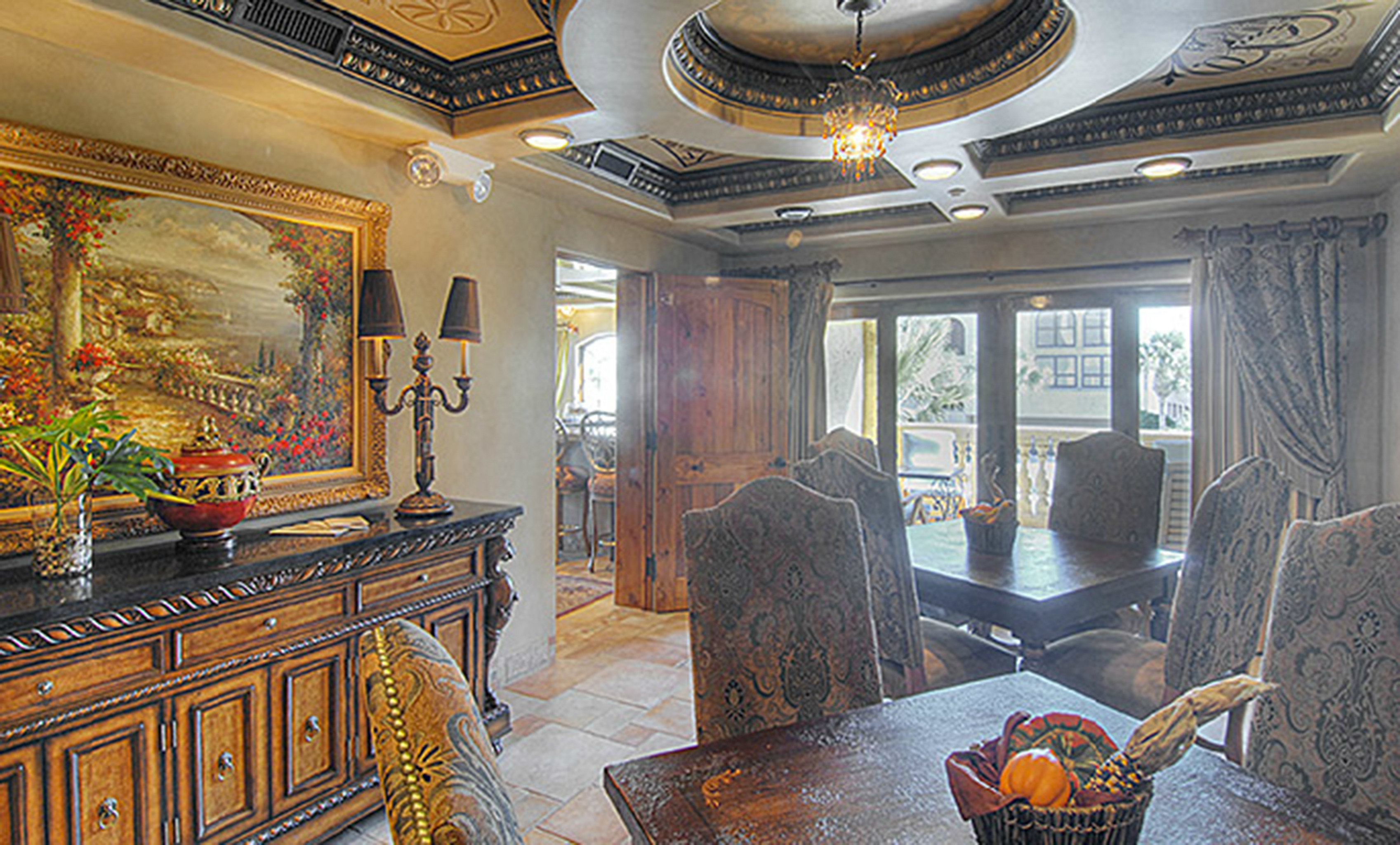 property home Lobby mansion living room palace