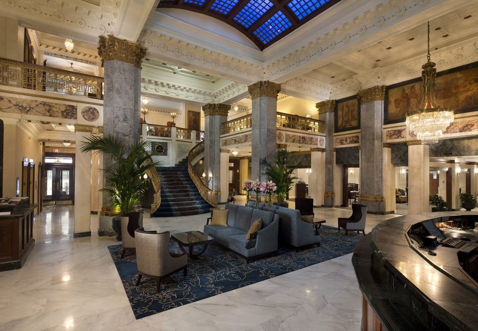 Lobby property mansion home palace living room tourist attraction