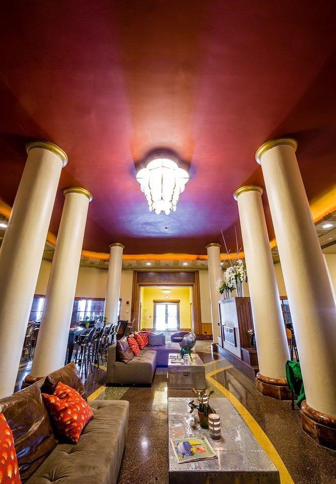 Lobby living room home restaurant mansion