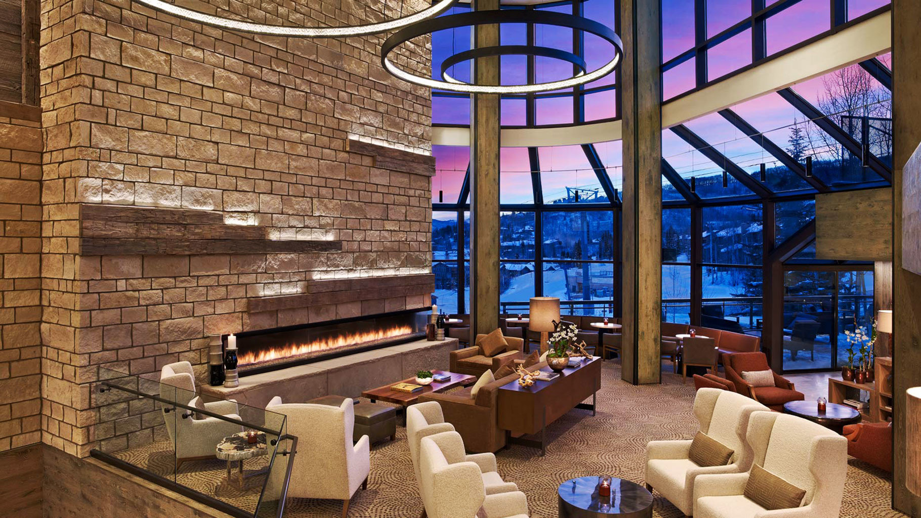 property Lobby restaurant home living room