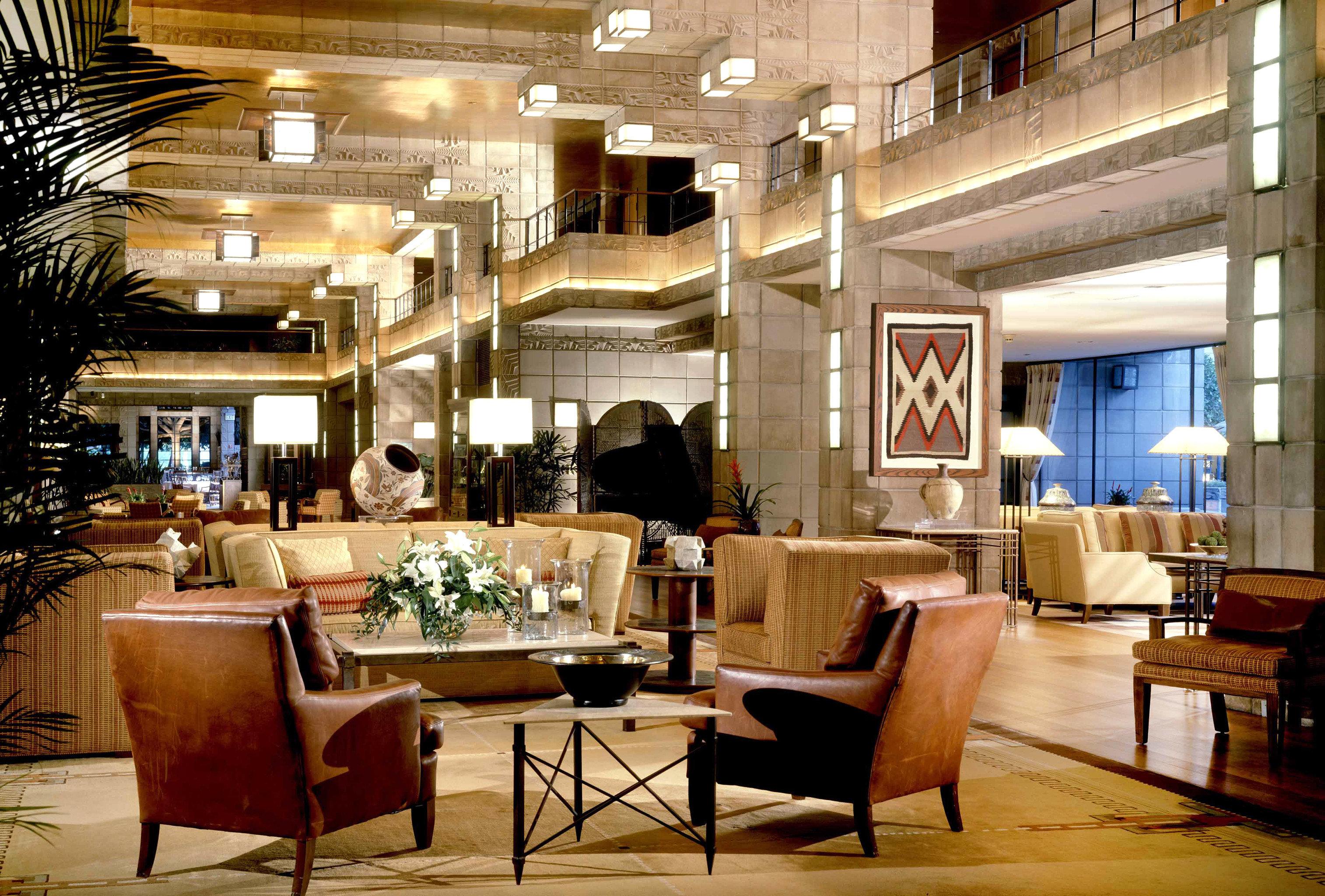 Lobby living room home restaurant