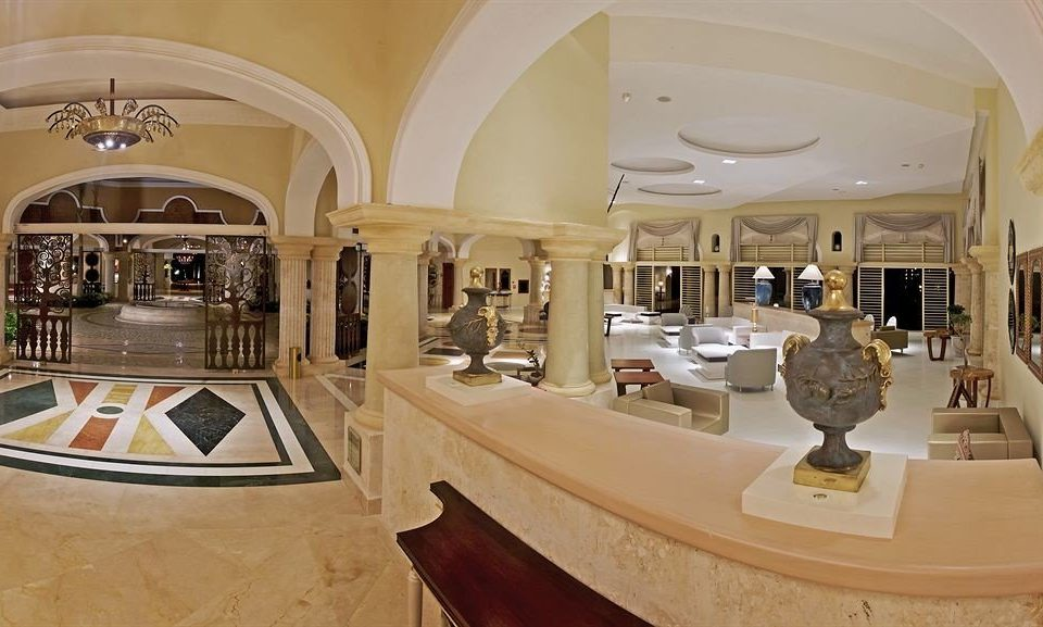 property Lobby mansion palace home restaurant