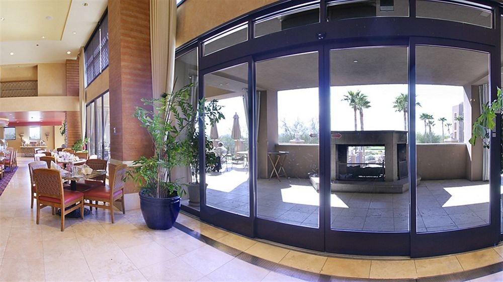 Lobby home outdoor structure