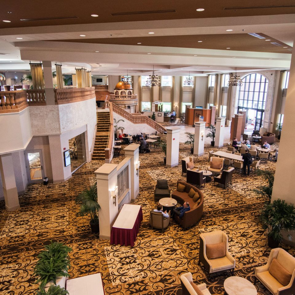 Lobby home restaurant