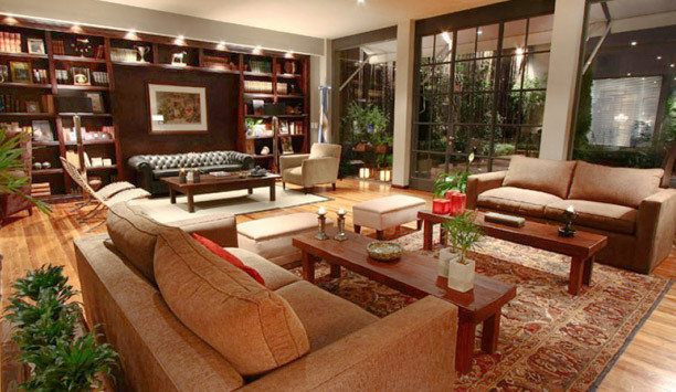 sofa living room property Lobby leather