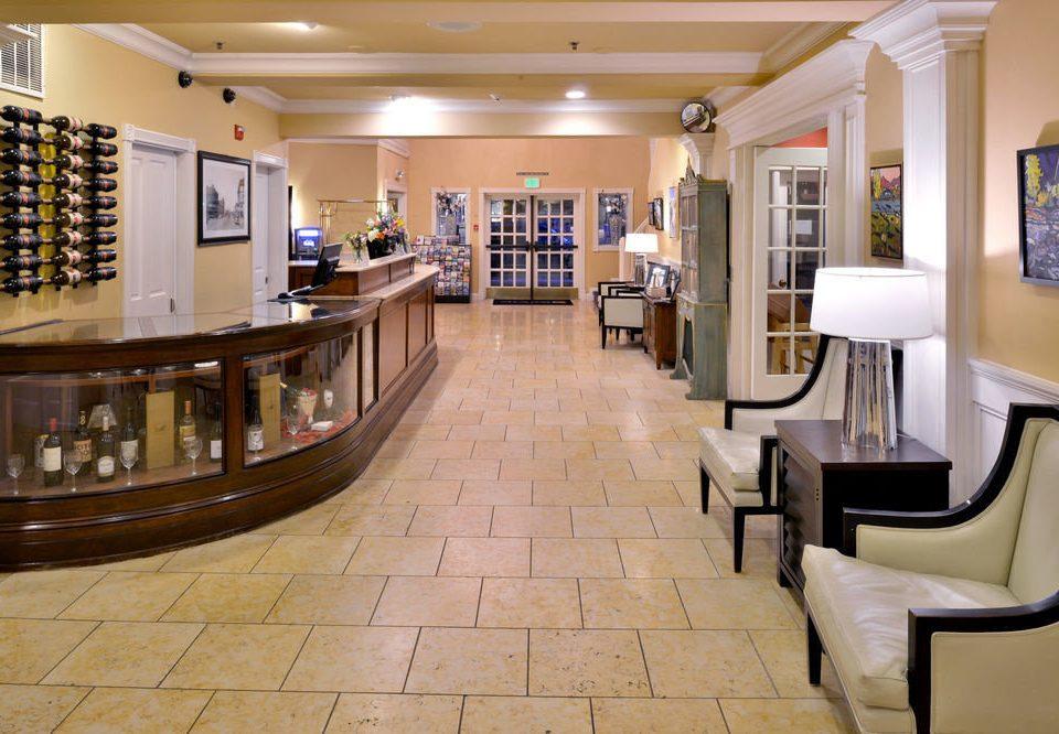 Lobby property library