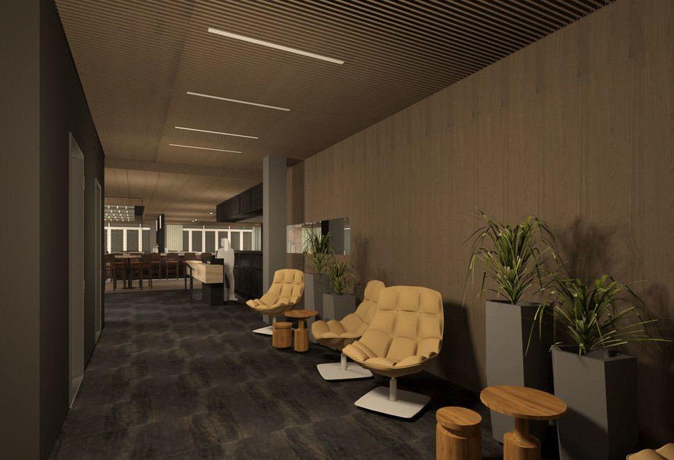 Lobby living room lighting