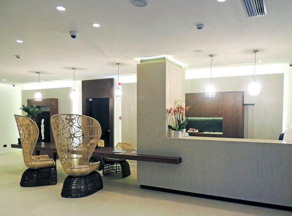 property Lobby lighting living room