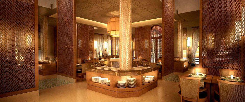 man made object lighting Lobby mansion