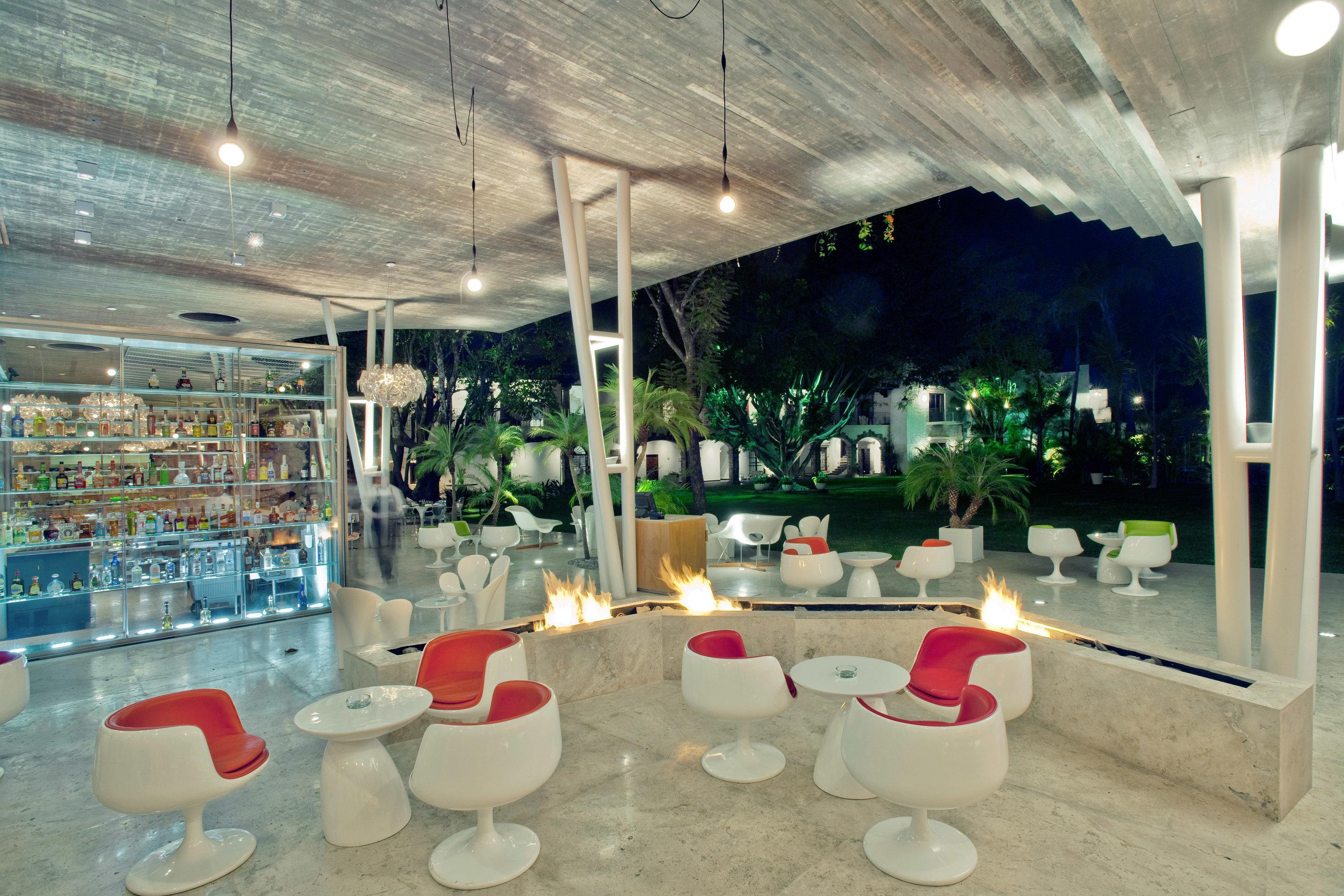 restaurant Lobby lighting